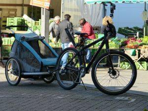 Kinderzitjes, Kinderstoeltjes voor op de fiets